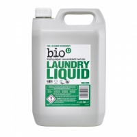 Bio D Concentrated Non Bio Laundry Liquid 5 Litre 125 Washes Fresh Juniper