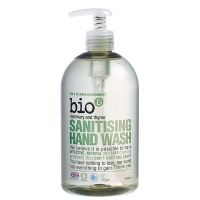 Bio D Sanitising Hand Wash - Rosemary & Thyme 500ml