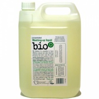 Bio D Concentrated Washing Up Liquid 5 Ltr