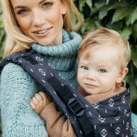 Boba X Baby Carrier - Newborn to Toddler in Comfort - Yonder