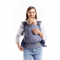 Boba X Baby Carrier - Newborn to Toddler in Comfort - Grey