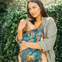 Boba X Baby Carrier - Newborn to Toddler in Comfort - Limited Edition Mademoiselle