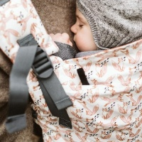 Boba X Baby Carrier - Newborn to Toddler in Comfort - Vixen
