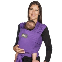 Boba Stretchy Wrap Purple