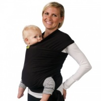 Boba Stretchy Wrap Black