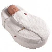 Cocoonababy Light Cocoonacover Blanket White 0.5 Tog