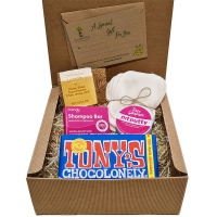 Earthmother Gift Hamper - Natural Luxury - Eco for Her
