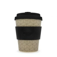 Ecoffee Reusable Coffee Cup - No Excuse For Single-Use - Bonfrer 12oz/340ml