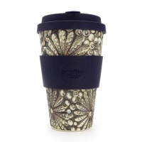 Ecoffee Reusable Coffee Cup - No Excuse For Single-Use - Kai Leho 14oz/400ml