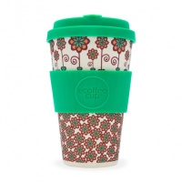 Ecoffee Reusable Coffee Cup - No Excuse For Single-Use - Stockholm 14oz/400ml