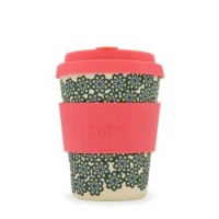 Ecoffee Reusable Coffee Cup - No Excuse For Single-Use - Like Totally 12oz/340ml
