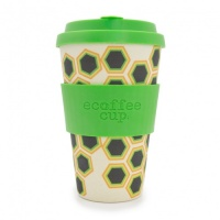 Ecoffee Reusable Coffee Cup - No Excuse For Single-Use - Entropy 14oz/400ml