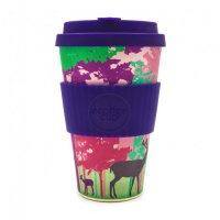Ecoffee Reusable Coffee Cup - No Excuse For Single-Use - Franky My Dear 14oz/400ml