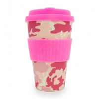 Ecoffee Reusable Coffee Cup - No Excuse For Single-Use - Miss Wasilla 14oz/400ml