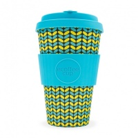 Ecoffee Reusable Coffee Cup - No Excuse For Single-Use - Norweaven 14oz/400ml