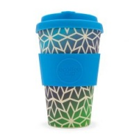 Ecoffee Reusable Coffee Cup - No Excuse For Single-Use - Stargate 14oz/400ml