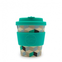 Ecoffee Reusable Coffee Cup - No Excuse For Single-Use - Frescher 8oz/250ml