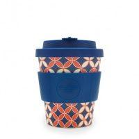 Ecoffee Reusable Coffee Cup - No Excuse For Single-Use - Master Spiros 8oz/250ml