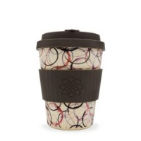 Ecoffee Reusable Coffee Cup - No Excuse For Single-Use - Trail Of A Lifetime 12oz/340ml
