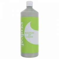 Ecoleaf Washing Up Liquid - Gentle and Biodegradable - 1 Litre