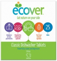 Ecover Dishwasher Tablets 25s - Perfect for your Babies Utensils
