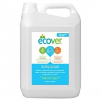 Ecover Washing Up Liquid Chamomile and Clementine 5 Litre Refill