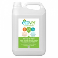 Ecover Washing Up Liquid Lemon and Aloe Vera 5 Litre Refill