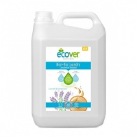 Ecover Concentrated Non-Bio Laundry Liquid Value 5Ltr - Perfect for your Families Skin (142 washes)