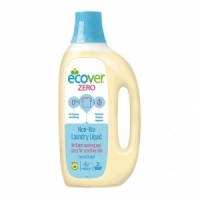 Ecover Zero Non Bio Laundry Liquid 1.5 Ltr (21 washes)