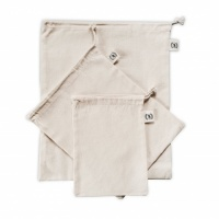 Elephant Box Organic Cotton Produce Bags - Cut Down On Plastic Bags