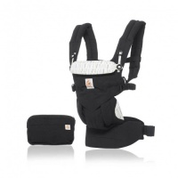 Ergobaby Omni 360 4 Position Newborn to Toddler Baby Carrier Downtown