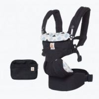 Ergobaby Omni 360 Newborn to Toddler Baby Carrier Triple Triangles