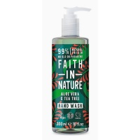 Faith in Nature Organic Aloe Vera & Tea Tree Hand Wash
