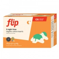 bumGenius Flip Night Time Organic Insert 2 pack