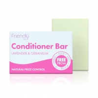 Friendly Soap Conditioner Bar - Just add Boiling Water - Lavender & Geranium