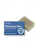 Friendly Soap Biodegradable Plastic Free Shampoo Bar - Lavender and Tea Tree