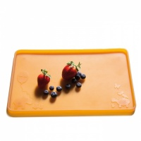 Hevea Natural Rubber Placemat - Toxic-free, Plastic-free Eating