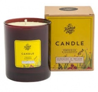 The Handmade Soap Company Candle - Lemongrass and Cedarwood