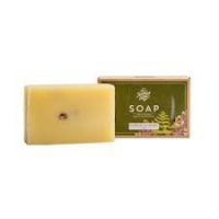 The Handmade Soap Company Hand Soap - Sweet Orange, Basil and Frankincense - Zero Plastic