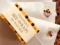 Hanna's Beeswax Wraps - Re-wax Bar