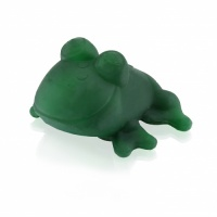 Hevea Natural Rubber Fred the Frog - Zero Plastic Free of Holes Free of Mould