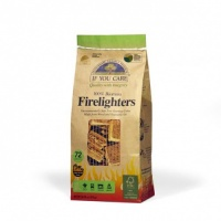 If You Care 100% Biomass Firelighters from FSC Wood and Vegetable Oil