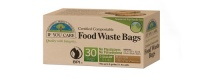 If You Care 100% Compostable Food Waste Bags - Made with GMO Free Potatoes! (11.4 Ltr Bin) 30 Bags
