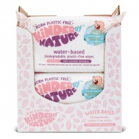 Jackson Reece Water Based Wipes Unscented Compostable Plastic-Free 24 Pack