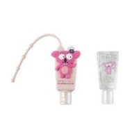 Jack n Jill Hand Sanitiser with Bag Clip 2 Pack - Koala