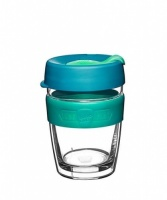 KeepCup LongPlay Reusable Insulated Take Away Cup - Harvest