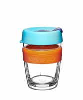 KeepCup LongPlay Reusable Insulated Take Away Cup - Shine