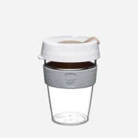KeepCup Original Reusable Coffee Cup Clear Edition - Nimbus