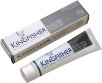 Kingfisher Natural Aloe Vera and Tea Tree Mint Toothpaste - Flouride Free