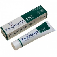 Kingfisher Natural Mint Toothpaste - Flouride Free
